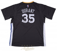 """Kevin Durant Signed Warriors Adidas Jersey Inscribed """"Finals MVP"""" (Panini COA) at PristineAuction.com"""