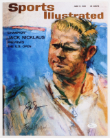 Jack Nicklaus Signed Sports Illustrated 11x14 Photo (JSA COA) at PristineAuction.com