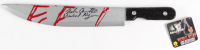 "Nick Castle Signed ""Halloween"" Replica Butcher Knife Inscribed ""Michael Myers"" (JSA COA)"