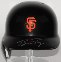 Buster Posey Signed Giants Authentic On-Field Batting Helmet (Beckett Hologram) at PristineAuction.com