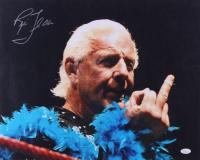 Ric Flair Signed 16x20 Photo (JSA COA)
