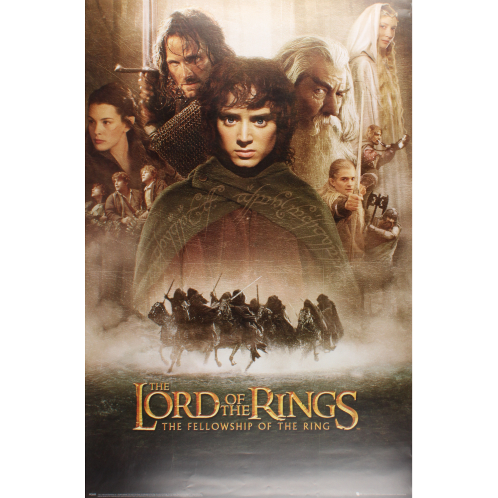 THE LORD OF THE RINGS POSTER The Return of King 24x36-2