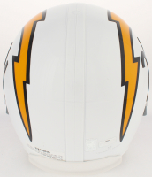 LaDainian Tomlinson Signed Chargers Full-Size Throwback Helmet (Radtke COA & Tomlinson Hologram) at PristineAuction.com