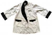 Muhammad Ali Signed Everlast Boxing Robe (JSA ALOA)