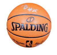 Jalen Brunson Signed Game Ball Series Basketball (JSA COA) at PristineAuction.com