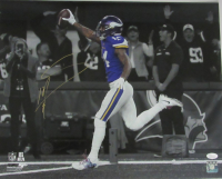 Stefon Diggs Signed Minnesota Vikings 16x20 Photo (JSA COA)