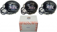 Chicago Bears Signed Mystery Box SB XX Champs Mini Helmet – Series 1 - (Limited to 200) **1985 Bears Team Helmet & Walter Payton 8x10 Redemptions**