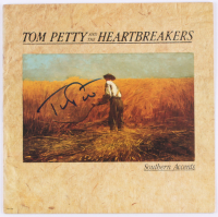"""Tom Petty Signed Tom Petty and the Heartbreakers """"Southern Accents"""" Vinyl Record Album (JSA LOA)"""
