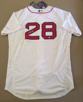J.D. Martinez Signed Boston Red Sox Jersey (Steiner Hologram) at PristineAuction.com