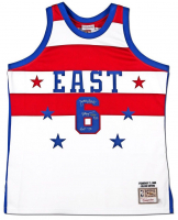"Julius ""Dr. J"" Erving Signed 1980 All Star Limited Edition Jersey Inscribed ""HOF '93"" (UDA COA) at PristineAuction.com"