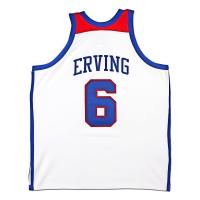 """Julius """"Dr. J"""" Erving Signed 1980 All Star Limited Edition Jersey Inscribed """"HOF '93"""" (UDA COA) at PristineAuction.com"""