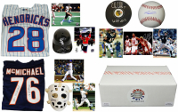 Chicago City of Champions Autograph Mystery Box - Series 1 (Limited to 100) (4+ Signed World Champ/HOFers Per Box)