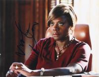 "Viola Davis Signed ""How to Get Away With Murder"" 11x14 Photo (JSA Hologram)"