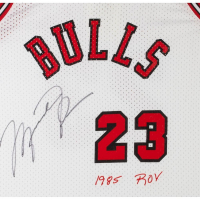 Michael Jordan Signed Chicago Bulls Limited Edition Jersey (UDA COA) at PristineAuction.com