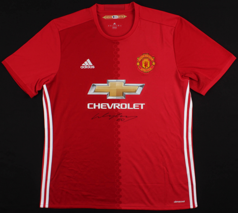 f78b62c88 Signed Manchester United Shirts For Sale - Nils Stucki Kieferorthopäde