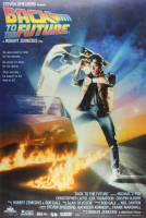 """Lot of (3) 27x39.5 """"Back to the Future"""" Movie Posters with Part I, Part II & Part III"""
