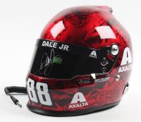 Dale Earnhardt Jr. Signed NASCAR Final Ride Limited Edition Full-Size Helmet (Dale Jr. Hologram)