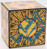 """""""Hellbound: Hellraiser II"""" Lament Configuration Replica Puzzle Cube Signed by (4) with Doug Bradley, Nicholas Vince with Multiple Inscriptions & Sketches (Legends COA)"""