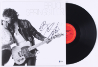 "Bruce Springsteen Signed ""Born to Run"" Vinyl Record Album (Beckett LOA) at PristineAuction.com"