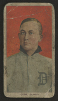 1909-11 T206 #98 Ty Cobb / Portrait Red
