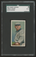 1909-11 T206 #525 Cy Young / Glove Shows (SGC Authentic)