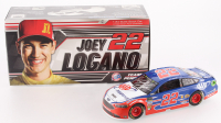 Joey Logano Signed NASCAR #22 AAA Insurance 2018 Fusion 1:24 Limited Edition Premium Action Diecast Car (PA COA)