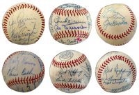 """Golden Age of Baseball"" Vintage Hall of Fame & Star Signed Baseball Mystery Box at PristineAuction.com"