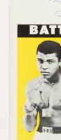 "Muhammad Ali ""AKA Cassius Clay"" & Joe Frazier Signed ""Fight of the Century"" 14x22 Original 1971 Fight Poster (JSA ALOA) at PristineAuction.com"