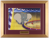 "Walt Disney ""Dumbo"" 15x19 Custom Framed Limited Edition Serigraph Cel"