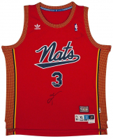 Allen Iverson Signed Syracuse Nationals Limited Edition Throwback Jersey (UDA COA) at PristineAuction.com