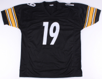 JuJu Smith-Schuster Signed Steelers Jersey (TSE COA) at PristineAuction.com