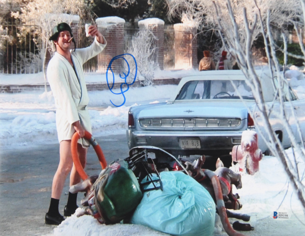 Randy Quaid Christmas Vacation.Online Sports Memorabilia Auction Pristine Auction