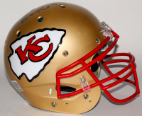 Patrick Mahomes Signed Chiefs Full-Size Authentic On-Field Helmet (JSA COA)