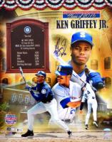 "Ken Griffey Jr. Signed Seattle Mariners 16x20 Photo Inscribed ""HOF '16"" (TriStar Hologram) at PristineAuction.com"