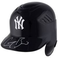 Greg Bird Signed Yankees Authentic Full-Size Batting Helmet (Fanatics Hologram) at PristineAuction.com