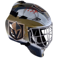 Marc-Andre Fleury Signed Vegas Golden Knights Full-Size Goalie Mask (Fanatics Hologram) at PristineAuction.com