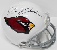 David Johnson Signed Cardinals Full-Size Authentic On-Field Helmet (JSA COA)
