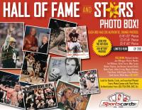 """Hall of Fame & Stars"" Sportscards.com Mystery Photo Box! (6) Signed Photos Per Box!"