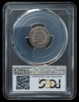 1876-CC Seated Liberty Silver Dime (PCGS Genuine, VG Details) at PristineAuction.com