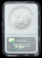 2007-W American Silver Eagle $1 One-Dollar Coin (NGC MS 69) at PristineAuction.com