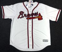 """Greg Maddux Signed Atlanta Braves Jersey Inscribed """"HOF 14"""" (TriStar Hologram) at PristineAuction.com"""