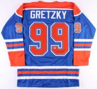 Wayne Gretzky Signed Oilers Captain Jersey (Becket LOA)