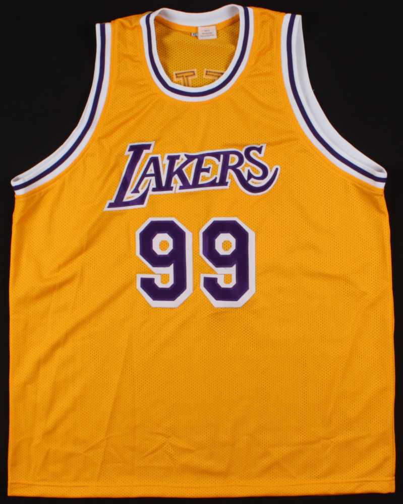 f1d50096df6b Chevy Chase Signed Lakers