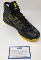 Stephen Curry Signed Curry 3 Under Armor Basketball Shoe (Steiner COA) at PristineAuction.com