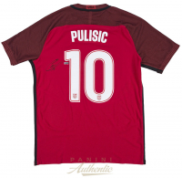 Christian Pulisic Signed Team USA Jersey (Panini COA) at PristineAuction.com