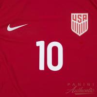Christian Pulisic Signed Team USA Jersey (Panini COA) at PristineAuction.com