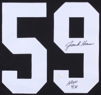 "Jack Ham Signed Steelers Jersey inscribed ""HOF 88"" (JSA COA) at PristineAuction.com"