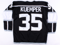 Darcy Kuemper Signed Jersey (Beckett COA) at PristineAuction.com