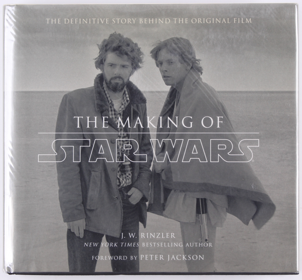 The Making Of Star Wars Book
