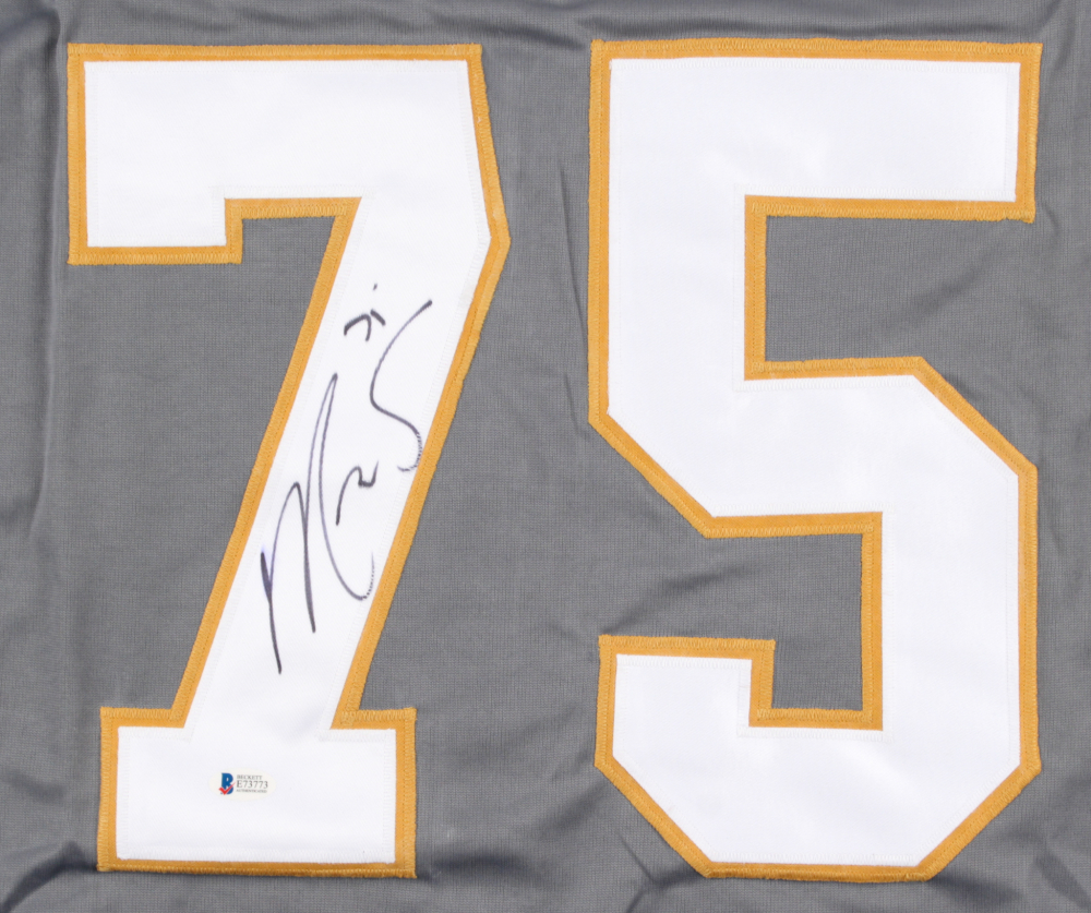 Ryan Reaves Signed Golden Knights Jersey (Beckett COA) at  PristineAuction.com f4ddad036